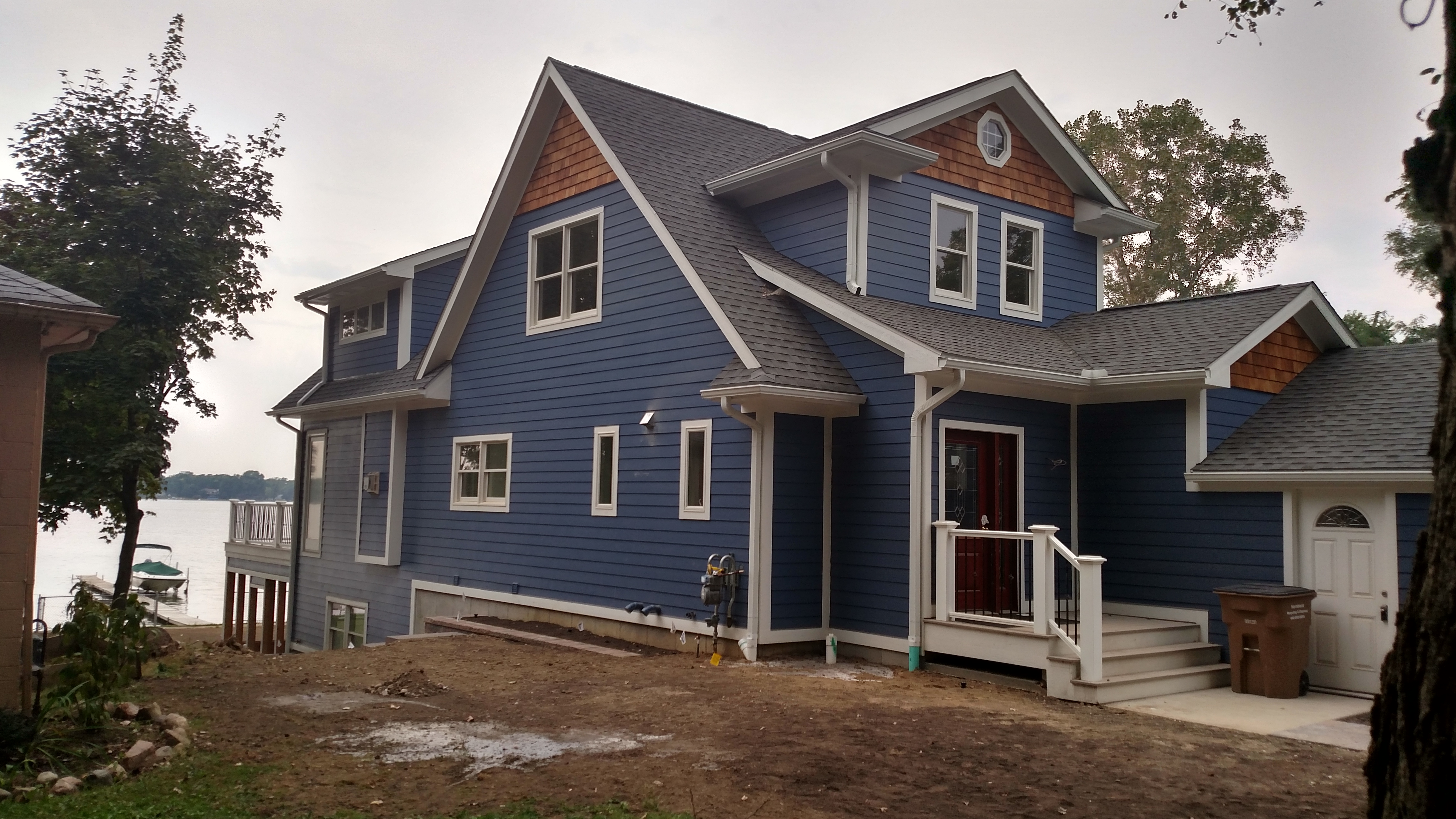 New Custom Built Home