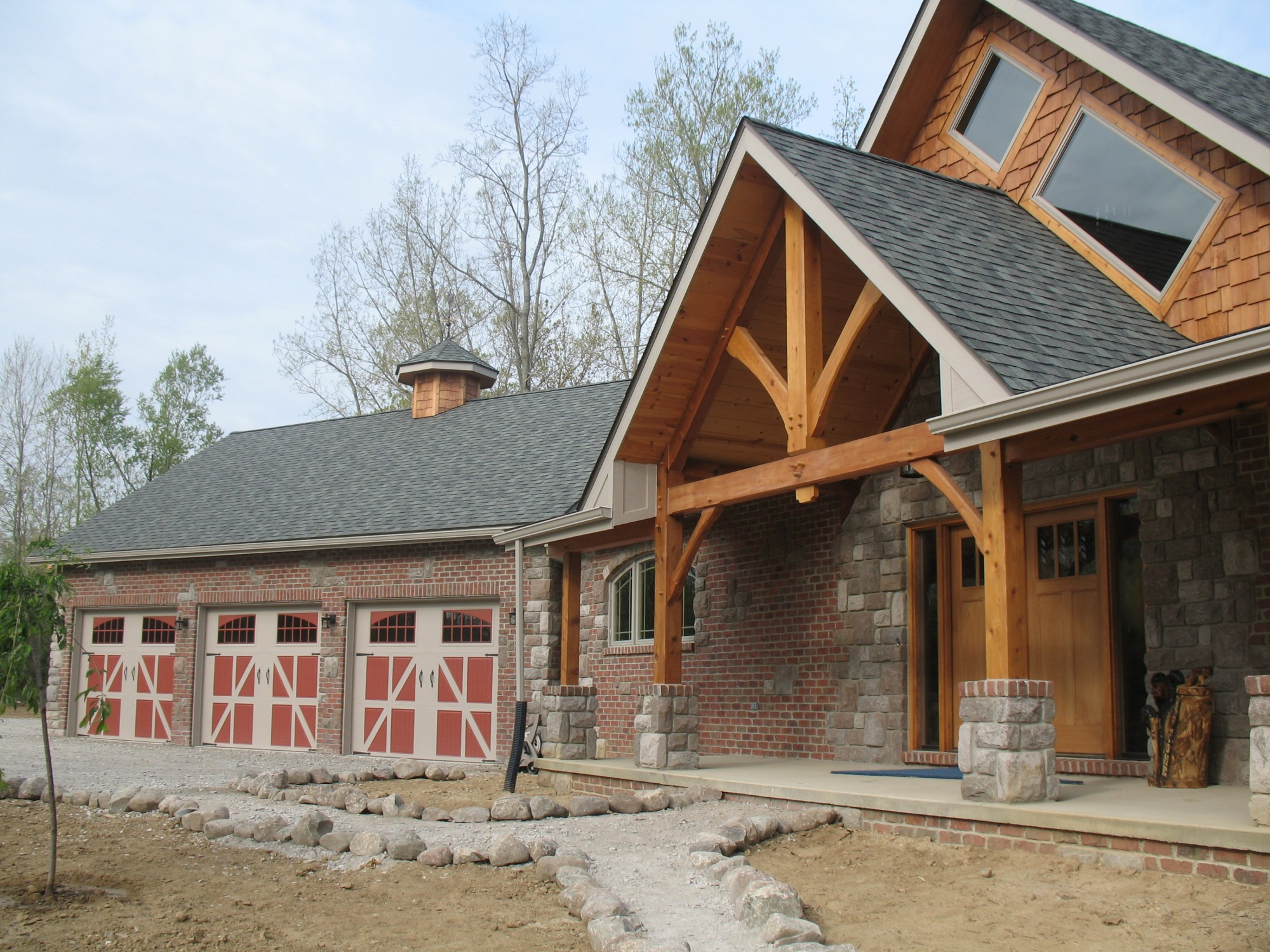 Advantage of a Timber Frame Home - Master Builders